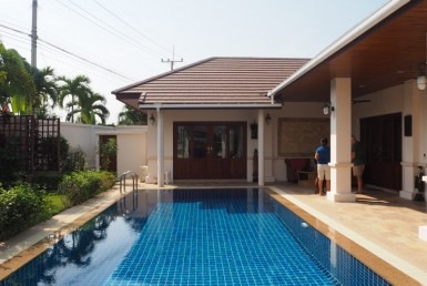 Resale villa Hua Hin Hillside Hamlet pool