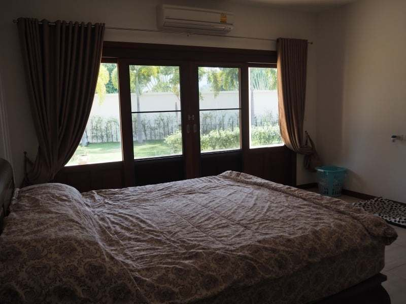 Resale villa Hua Hin Hillside Hamlet bedroom
