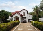Property for sale Hua Hin on 2 levels front view