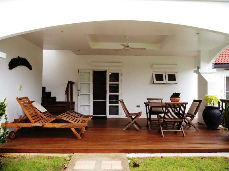 Property for sale Hua Hin on 2 levels decking