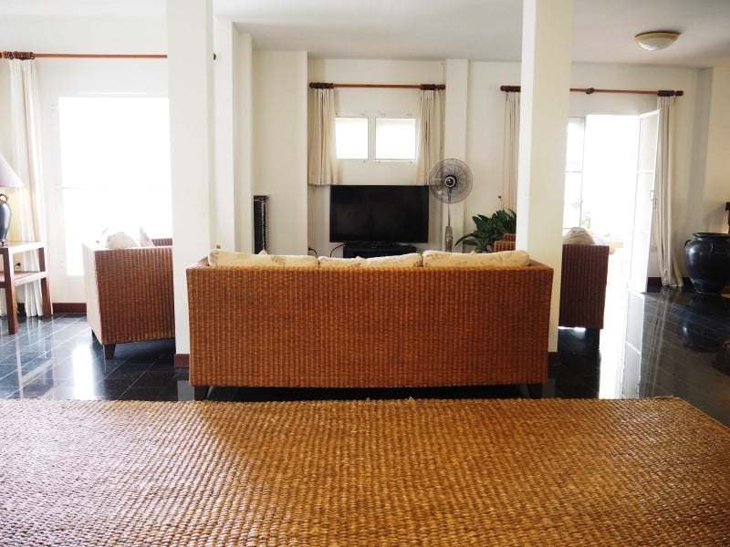 Property for sale Hua Hin on 2 levels lounge area