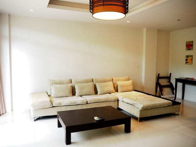 Holiday condo for sale Hua Hin north - living room
