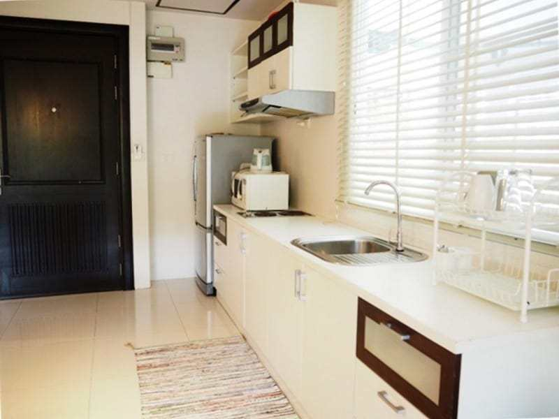 Holiday condo for sale Hua Hin north - kitchen