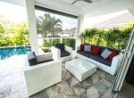 Resale pool villa Hua Hin terrace