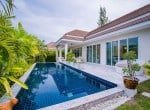 Home for sale Red Mountain Hua Hin Woodlands Type D rear house