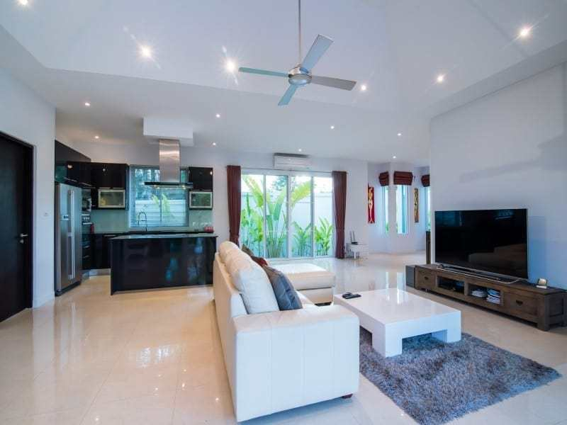 Home for sale Red Mountain Hua Hin Woodlands Type D dining