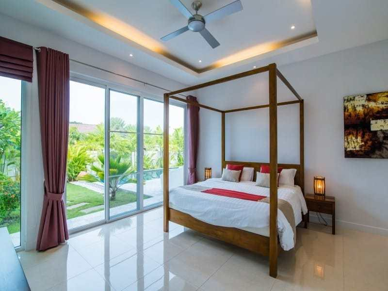 Home for sale Red Mountain Hua Hin Woodlands Type D four poster