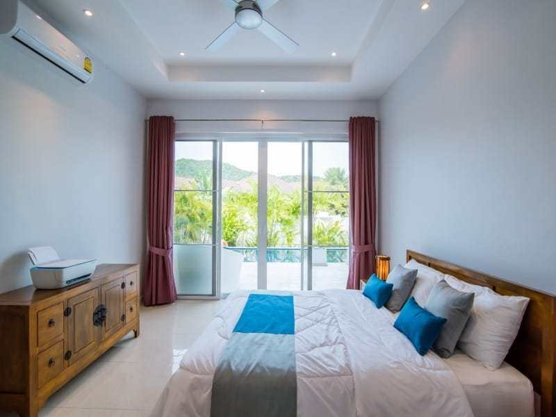 Home for sale Red Mountain Hua Hin Woodlands Type D guest room