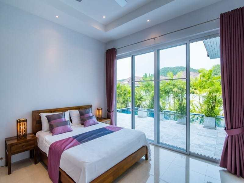 Home for sale Red Mountain Hua Hin Woodlands Type D master room