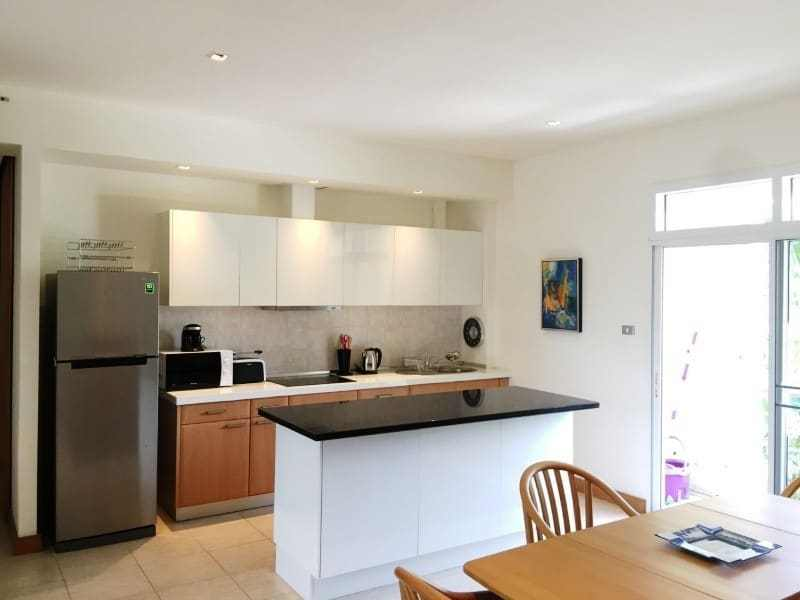 Cha Am Blue Lagoon apartment for sale - kitchen