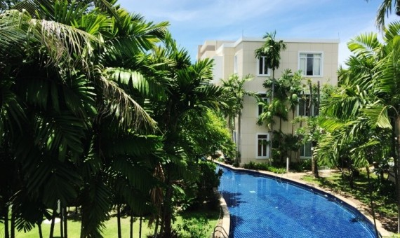 Cha Am Blue Lagoon apartment for sale