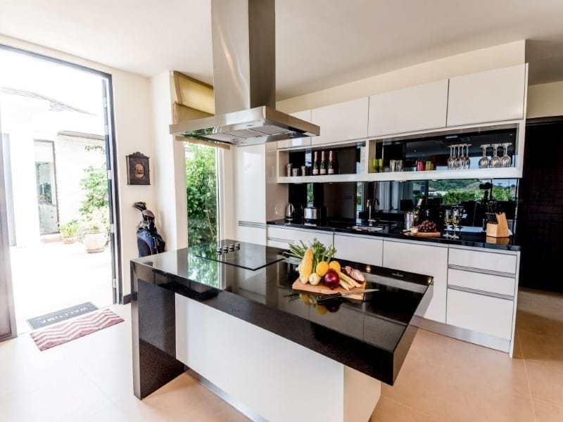 Hua Hin The Spirit villa for sale kitchen