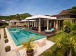 Hua Hin The Spirit villa for sale garden