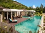 Hua Hin The Spirit villa for sale pool view