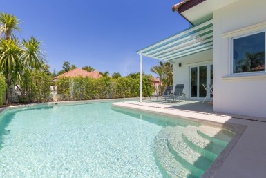 Nice Hua Hin home for sale pool view