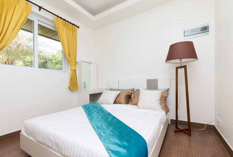 Hua Hin Orchid Paradise Homes show villa for sale guest room