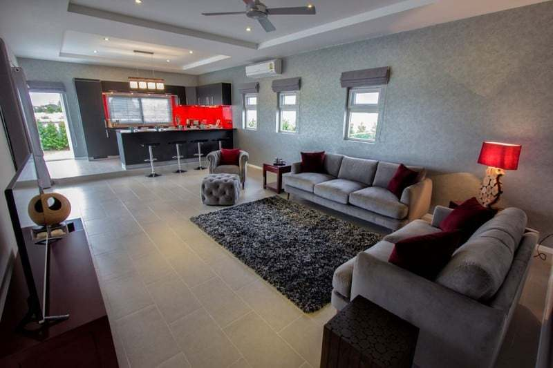 Mali Prestige by Orchid Palm Homes - Leelawadee living room