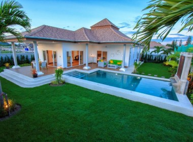 Mali Prestige by Orchid Palm Homes - Orchid garden