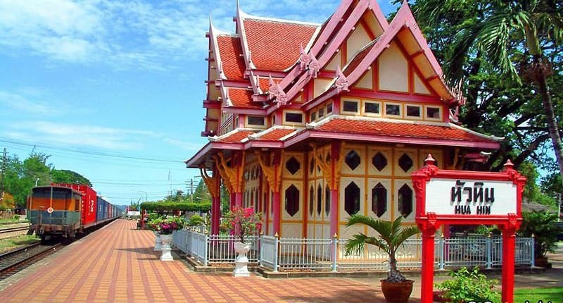 Hua Hin – The Royal City