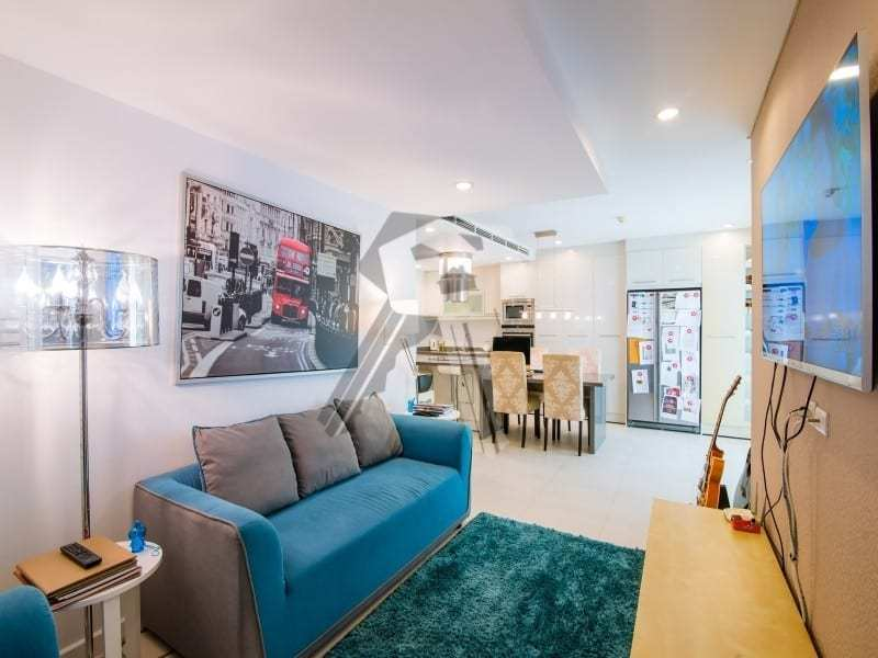 3 bed Mykonos apartment for sale Hua Hin lounge