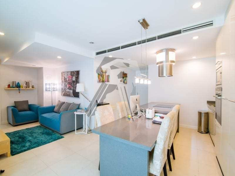 3 bed Mykonos apartment for sale Hua Hin dining