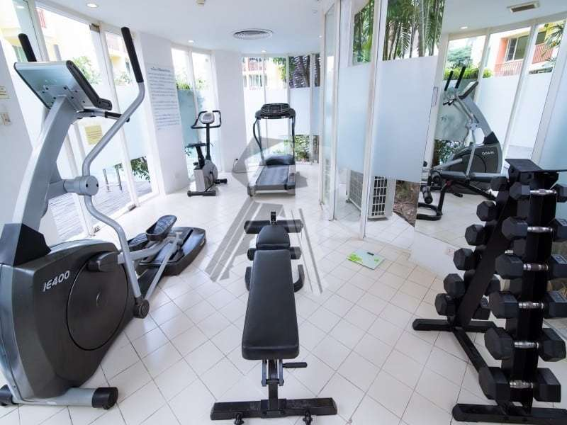 3 bed Mykonos apartment for sale Hua Hin gym