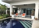 Freehold resale villa Hua Hin Pool