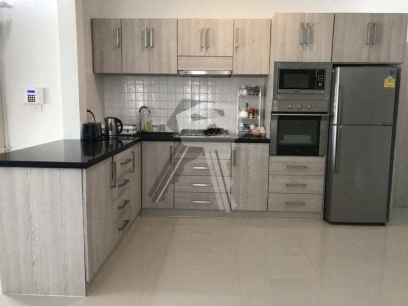 Freehold resale villa Hua Hin kitchen