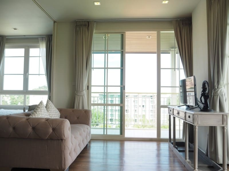 Autumn Hua Hin 2 bed condo for sale tv