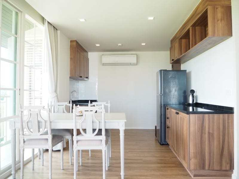 Autumn Hua Hin 2 bed condo for sale kitchen