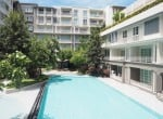 Autumn Hua Hin 2 bed condo for sale comunal