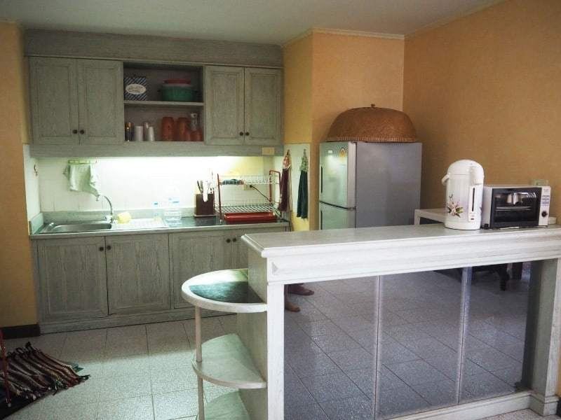 Cha Am sea view condo for sale kitchen