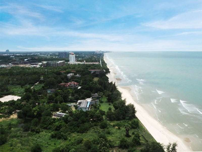 Cha Am sea view condo for sale sea view