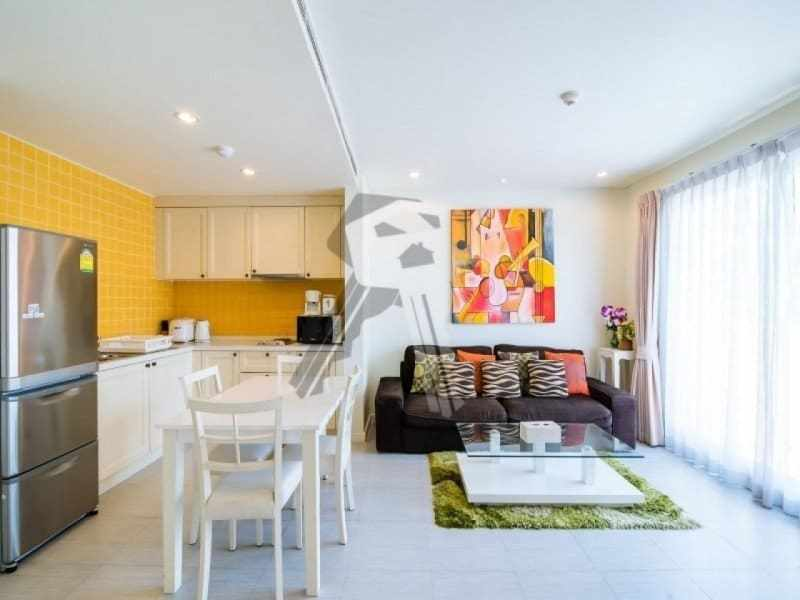 Mykonos condo for sale Hua Hin living