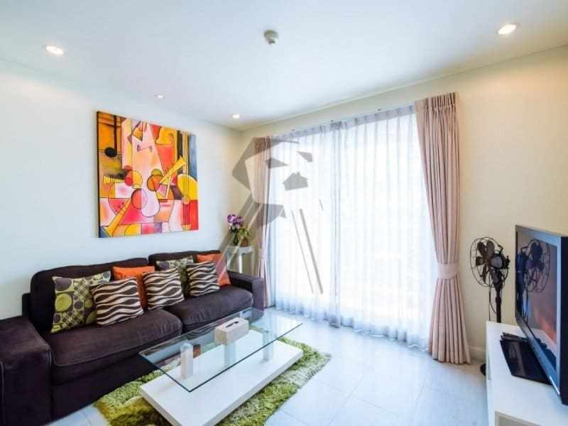 Mykonos condo for sale Hua Hin lounge