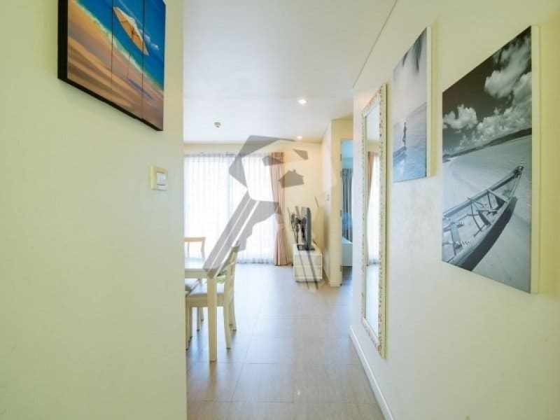 Mykonos condo for sale Hua Hin hall