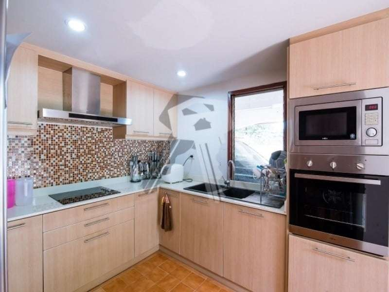 Hua Hin 2 story villa for sale kitchen