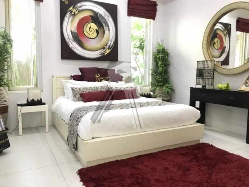 Finished Red Mountain villa for sale bedroom