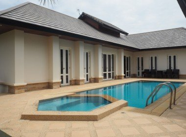 Hillside Hamlet Hua Hin house for sale pool view