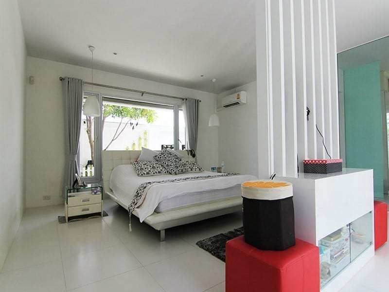 Hua Hin double storey house for sale bedroom