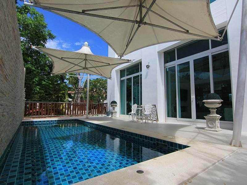 Hua Hin double storey house for sale swimming pool