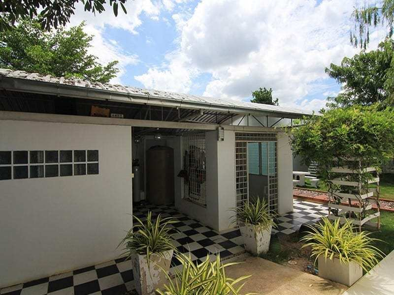 Hua Hin double storey house for sale storage