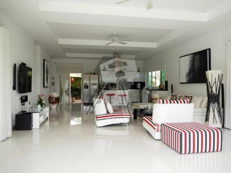 Huge Orchid Palm Homes villa for sale open plan