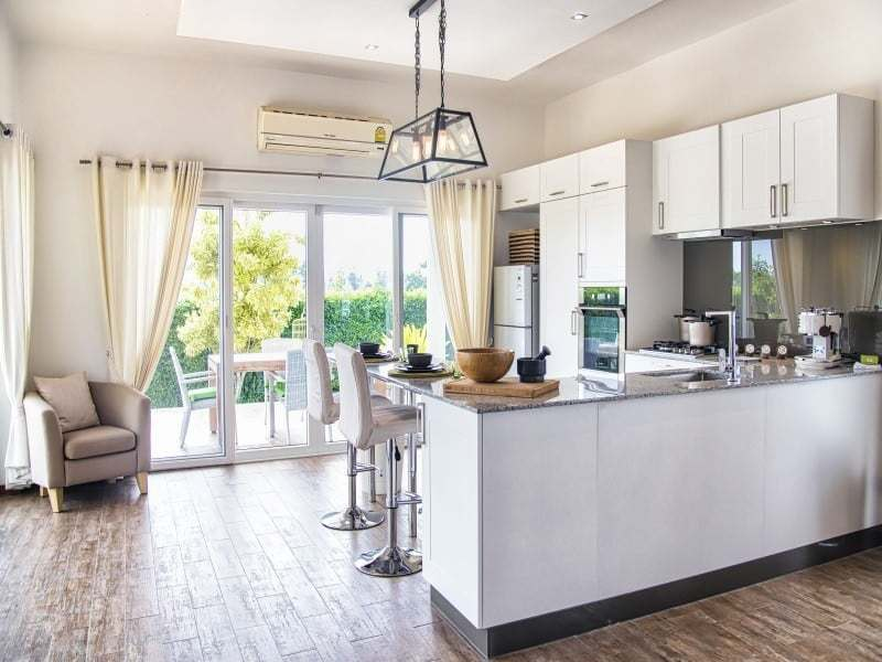 Orchid Palm homes Hua Hin from 7.25MB kitchen