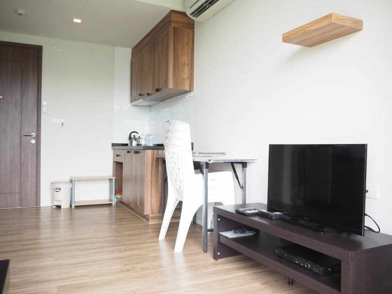 Autumn apartment Hua Hin for sale lounge