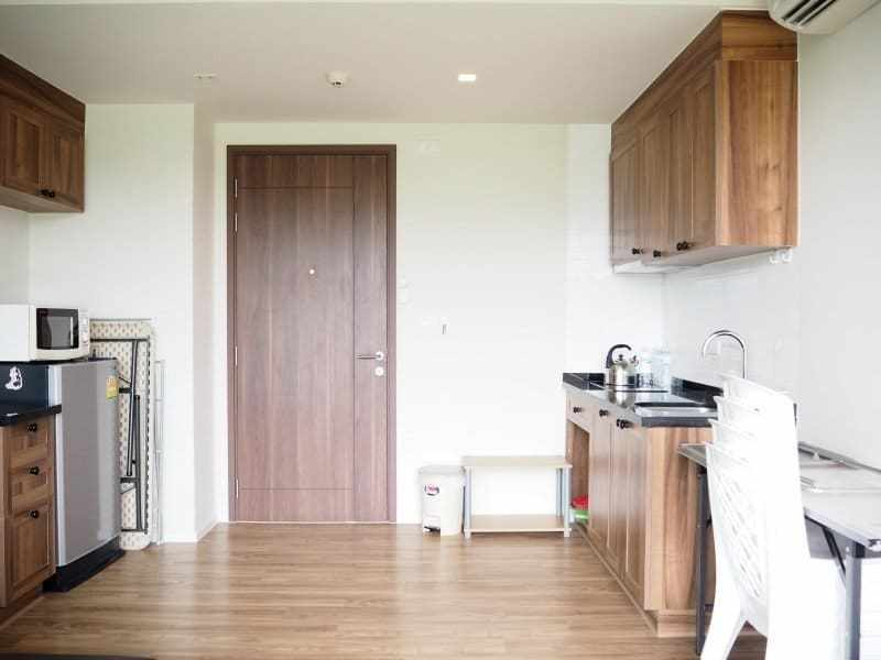Autumn apartment Hua Hin for sale kitchen