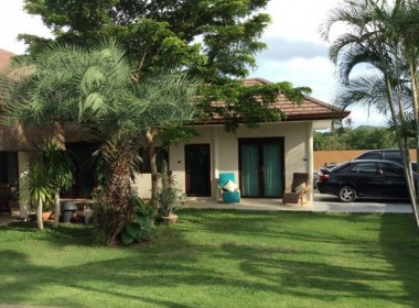 Pranburi home for sale front