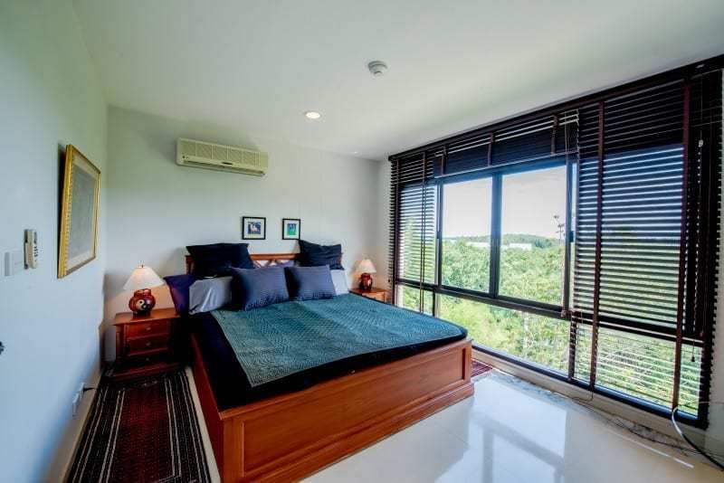 Santipura 4 bed condo for sale Hua Hin bedroom
