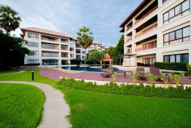 Santipura 4 bed condo for sale Hua Hin fron