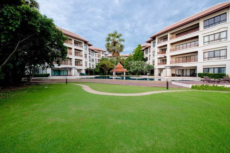Santipura 4 bed condo for sale Hua Hin garden